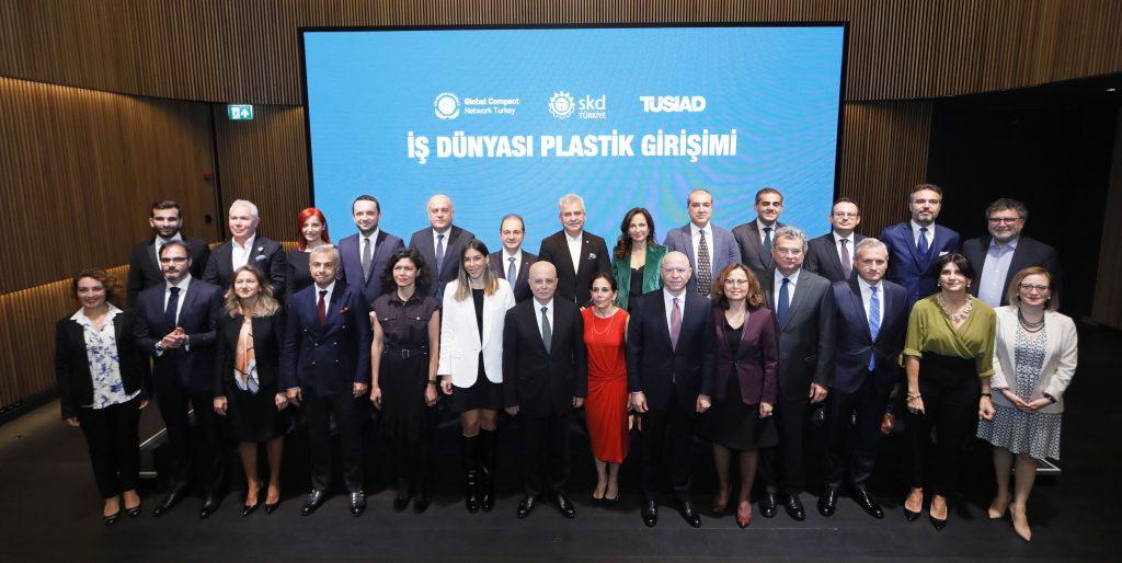İş Dünyası Plastik Girişimi Kuruldu